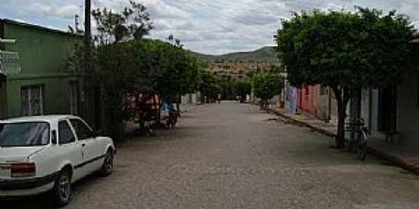 Olho D��gua das Flores-AL-Rua C�nego Jos� Bulh�es-Foto:Nilson Barbosa