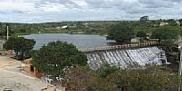 Barragem de Carnaubal-Foto:renato correia