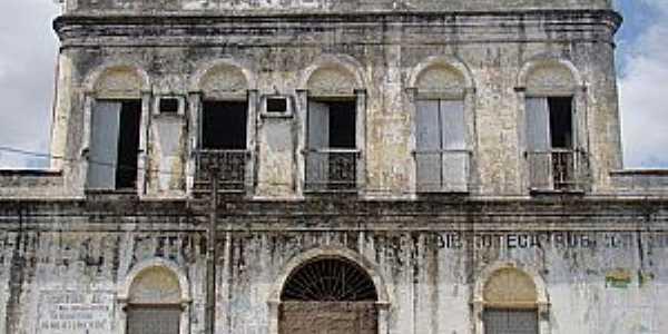 Cascavel-CE-Prédio da antiga Cadeia-Foto:Fátima Garcia