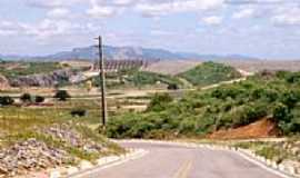 Castanh�o - Barragem do Castanh�o por Alex Leal
