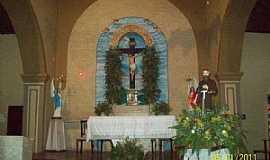 Catolé - Catolé-CE-Interior da Igreja de N.Sra.de Fátima-Foto:Josue Marinho