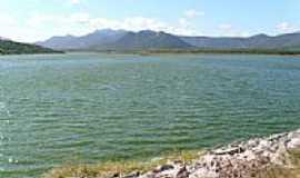 Catunda - Represa do Açude de Catunda-Foto:viaxp