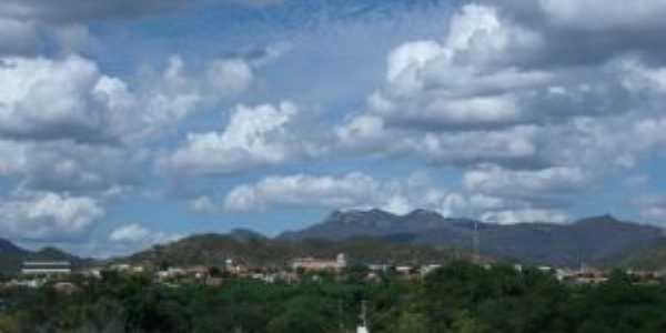 vista parcial da cidade, Por Fátima Rodrigues