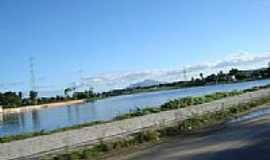 Caucaia - Caucaia-CE-Lagoa do Tabapua-Foto:Zemakila