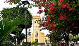 Caucaia - Caucaia-CE-Praça e Matriz de N.Sra.dos Prazeres-Foto:ARAGÃO