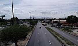 Caucaia - Caucaia-CE-Rodovia BR-020-Foto:CPEIXOTO