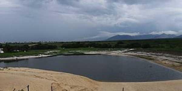Caucaia-CE-Lagoa do Parnamirim-Foto:heberteguedes