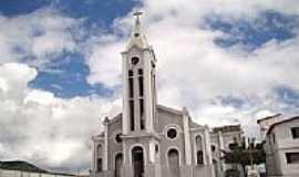 Choró - Igreja Matriz de São Sebastião foto Vicente A. Queiroz