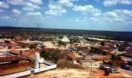 Chorozinho - VISTA PANORÂMICA DE CHOROZINHO EM 1992, Por DEMIR ALVES