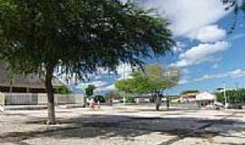 Chorozinho - Praça da Igreja de chorozinho por JanHH