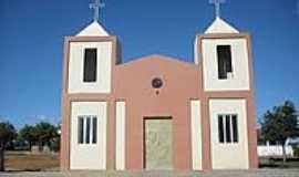 Cipó dos Anjos - Igreja-Foto:Ichabod