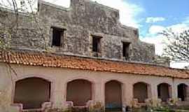 Cococi - Casa principal da cidade fantasma de Cococi-Foto:Thiago dos Passos