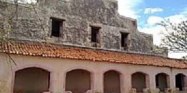 Casa principal da cidade fantasma de Cococi-Foto:Thiago dos Passos