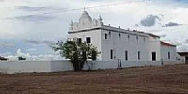 Igreja de N.Sra.da Conceição em Cococi-Foto:Thiago dos Passos
