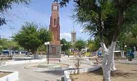 Coreaú - Coreaú-CE-Praça Central-Foto:visaonorte.blogspot.com
