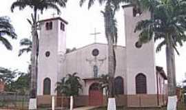 Plácido de Castro - Matriz do Senhor Bom Jesus-Foto:Vicente A. Queiroz