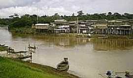 Plácido de Castro - Plácido do Castro-AC-Rio Abunã-Foto:ludmila maia