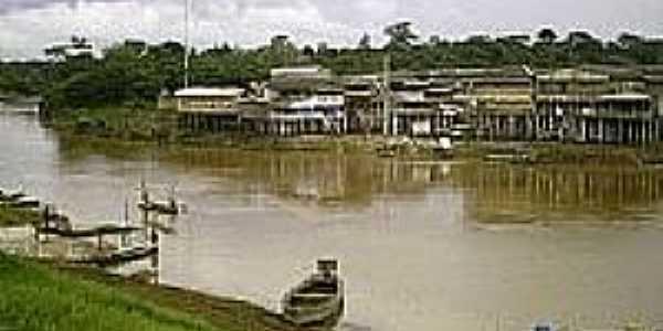 Plácido do Castro-AC-Rio Abunã-Foto:ludmila maia