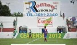 Crate�s - Estadio - Por Silvio Lopes, Por Silvio Lopes