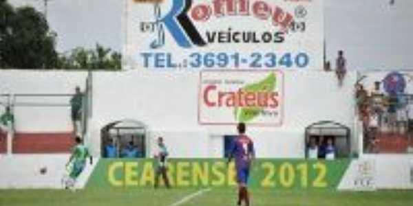 Estadio - Por Silvio Lopes, Por Silvio Lopes