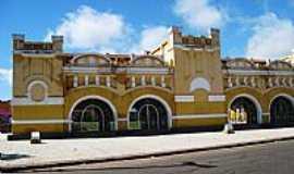 Crato - Crato-CE-Estação Ferroviária-Foto:Francisco Edson Mend…