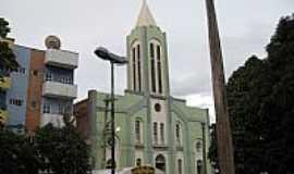 Crato - Crato-CE-Igreja de São Vicente-Foto:Francisco Edson Mend…