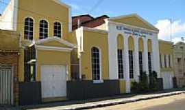 Crato - Teatro Raquel de Queiroz-Foto:Francisco Edson Mend�