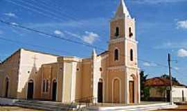 Cristais - Igreja em Cristais, por Francisco Edson Mendonça Gomes.