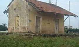 Croatá - Antiga Estação Ferroviária de Croatá-Foto:Paulo Regis 2011