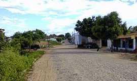 Cruxati - Cruxati-CE-Rua do Distrito-Foto:betaniacruxati.
