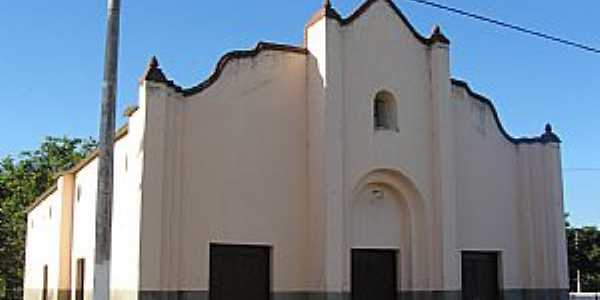 Cruxati-CE-Igreja Matriz-Foto:adamscastro.