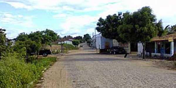 Cruxati-CE-Rua do Distrito-Foto:betaniacruxati.