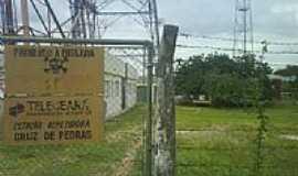Cruz de Pedra - Repetidora Cruz de Pedra-Foto:Chiquinho Iguatu ce
