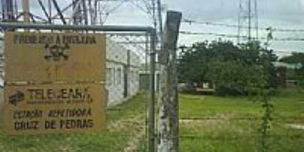 Repetidora Cruz de Pedra-Foto:Chiquinho Iguatu ce