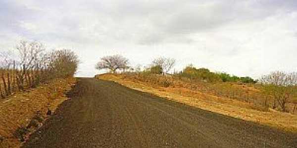 Cruzeirinho-CE-Estrada do Distrito-Foto:iconarede.