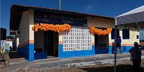 Cruzeirinho-CE-Posto de Saúde-Foto:camaraico.ce.