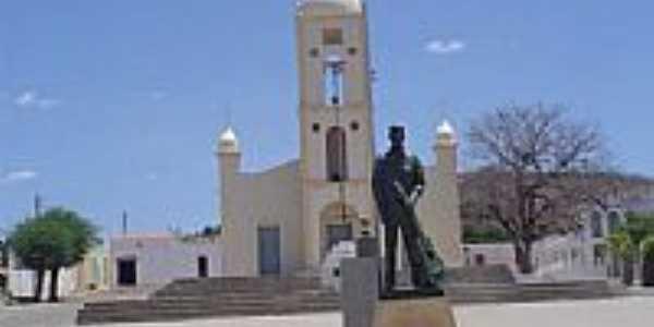 Igreja S. Sebastião em Cuncas, por Luiz Francsico.
