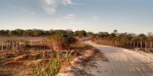 Estrada q vai da Vila São Vicente até a Curupira de cima, Por ronaldo rodrigues