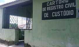 Custódio - Custódio-CE-Cartório de Registro Civil-Foto:gilmar frança