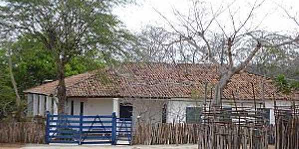 Daniel de Queiroz-CE-Casa em que viveu Raquel de Queiroz-Foto:Wikipédia