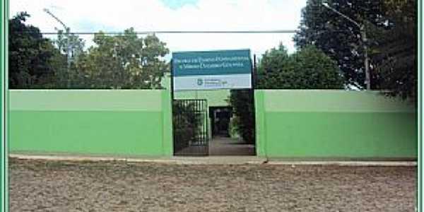 Delmiro Gouveia-CE-Escola de Ensino Fundamental-Foto:escoladelmiroipu.