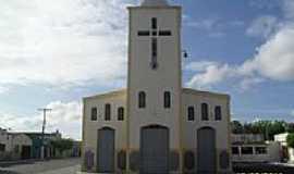 Ouro Branco - Igreja de Santo Antônio em Ouro Branco-Foto:Sergio Falcetti