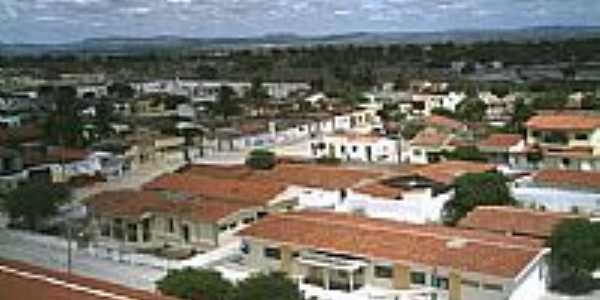 Vista da cidade de Ouro Branco-Foto:nininhomax