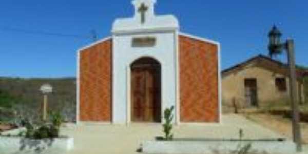 Capela São Pio - Sítio Veiga/Por Erandir Lopes