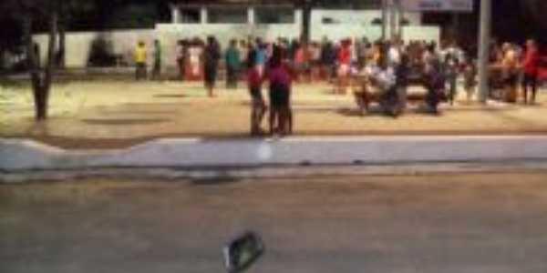 Praça Central por Erandir Lopes
