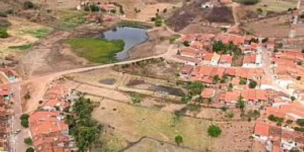Dom Quintino-CE-Vista aérea-Foto:Ebanir AM