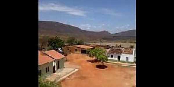 Ebron-CE-Vista do centro do Distrito-Foto: João Batista