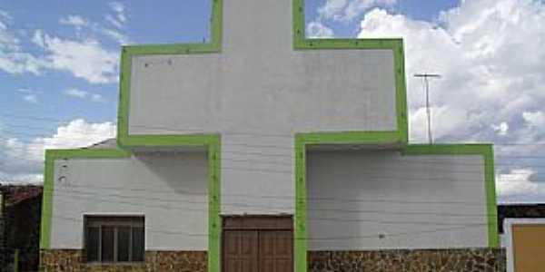 Palestina-AL-Igreja Cora��o de Jesus-Foto:Sergio Falcetti