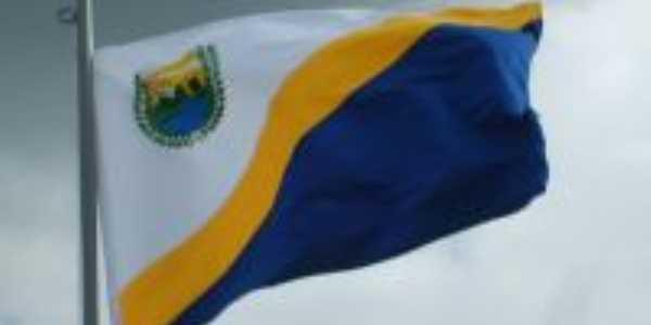 Bandeira de Eng João Tomé, Por Patrick Martins