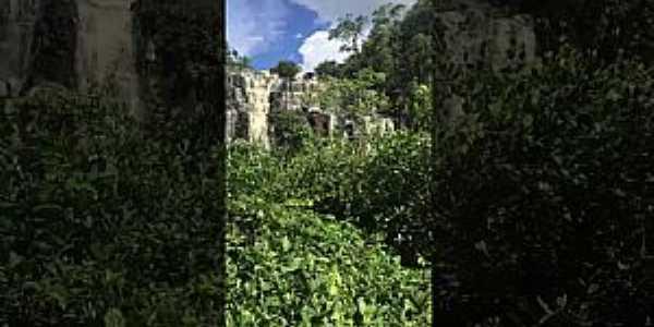 Engenho Velho-CE-Cachoeira no Distrito-Foto:RUBÃO DO TRIGO